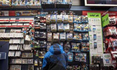 Two giants flinch in GameStop battle