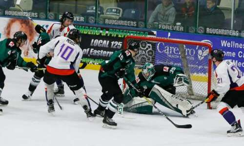 C.R. RoughRiders continue fighting down the stretch, but shut out…