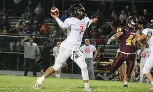 Iowa all-state football 2020: Washington's Trashaun Willis named Class 3A…