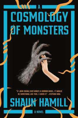 Shaun Hamill sees monsters A haunting debut novel is perfect read for Halloween