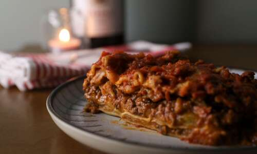 Longing for lasagna? Try this easy recipe