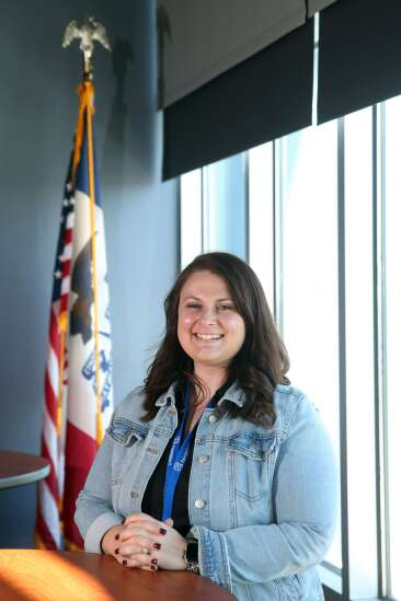 Meet Brooke Bige, the Marion Police Department's new mental health liaison