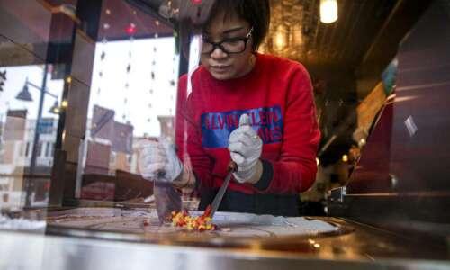 Yummy Restaurant features Thai ice cream, Japanese ramen, Chinese noodles