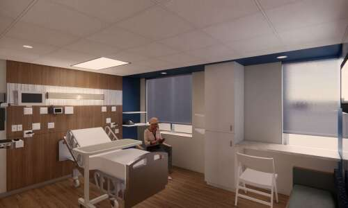 St. Luke's Hospital third floor to undergo $14 million renovation