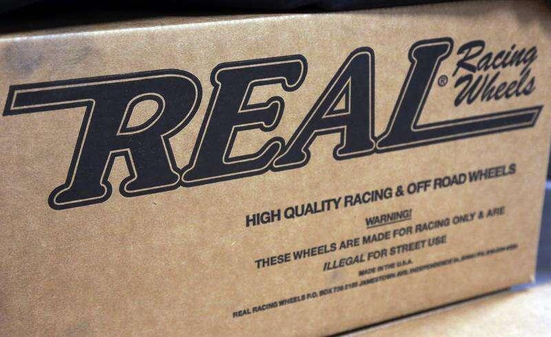 Eastern Iowa companies produce racing wheels