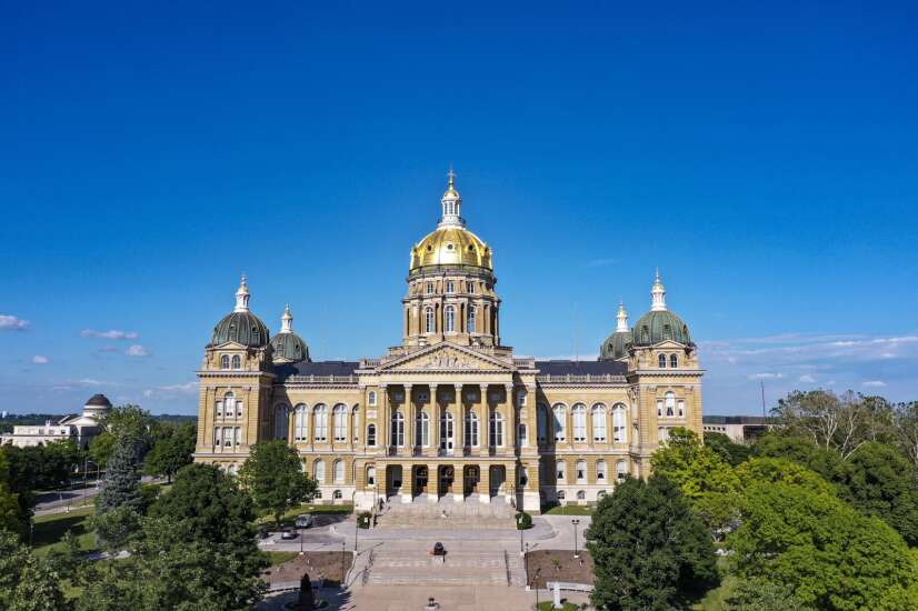 Look out for gerrymandering in Iowa's legislative redistricting process