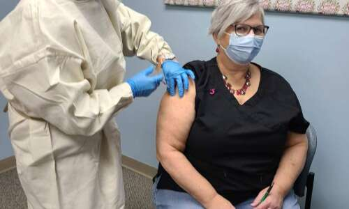 Public health employees share their vaccination experiences