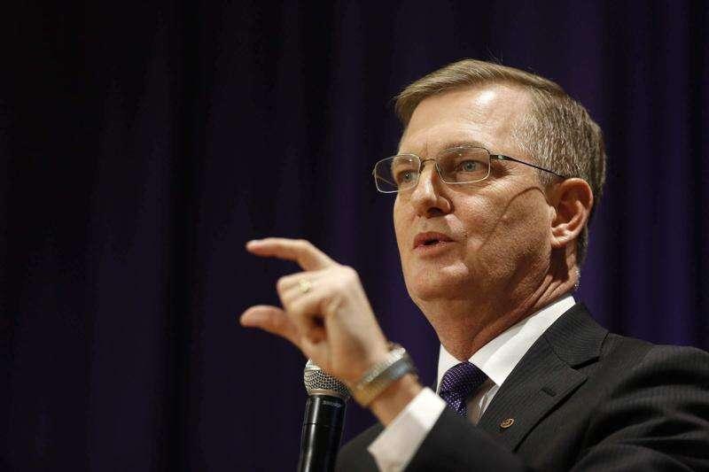 University of Northern Iowa names Mark Nook 11th president
