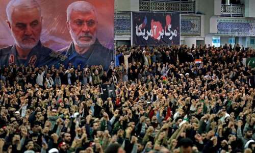 Countdown to caucuses: Iran tension pushes foreign policy into forefront…