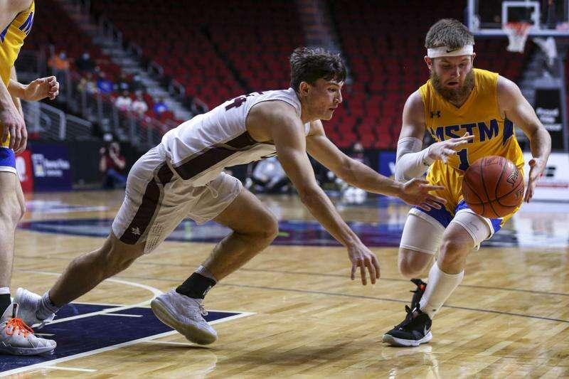 Photos: North Linn vs. Martensdale-St. Marys, Iowa Class 1A boys state basketball semifinals