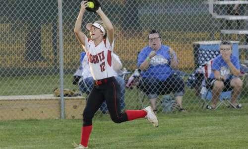 Iowa high school softball preseason rankings: 4 Gazette area teams…
