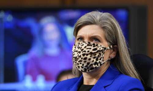 Sen. Joni Ernst: GOP can campaign on opposition to COVID…