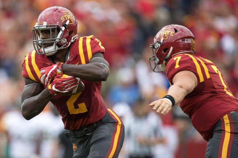 Iowa State's Mike Warren using 'tough times' last season as motivation