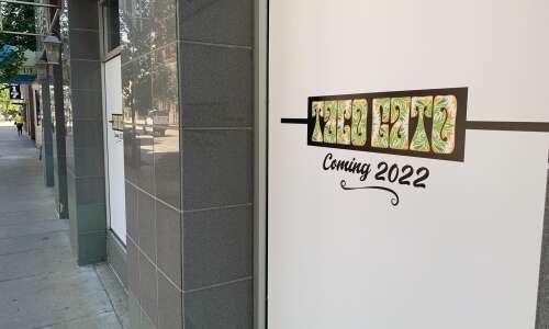 New taco restaurant coming to downtown Cedar Rapids