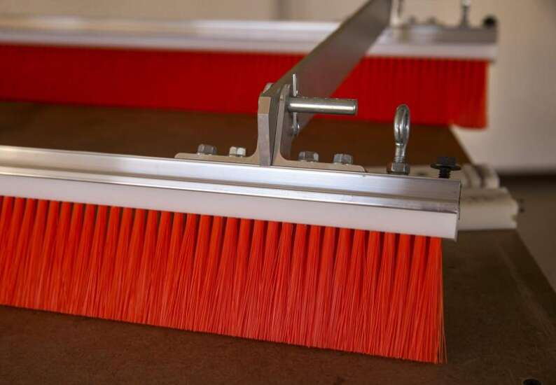 Innovation key to Marion Brush Manufacturing, in business since 1954