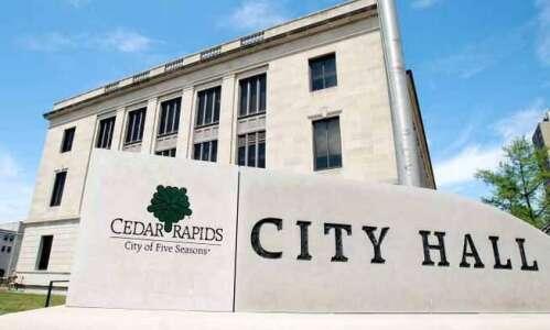 Cedar Rapids mayoral candidate forum set for Oct. 12