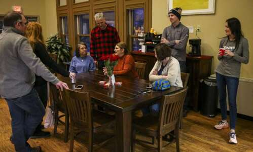 Dubuque family helps feed a need at Ronald McDonald House…