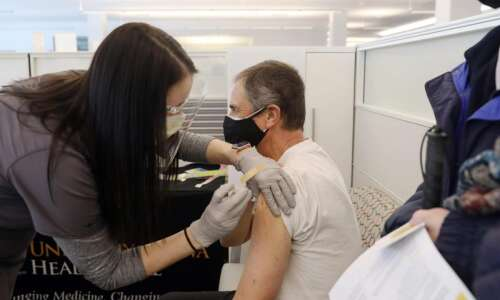 UIHC begins COVID-19 vaccination for community members