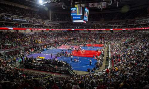 Iowa high school wrestling programs will have option to sit…