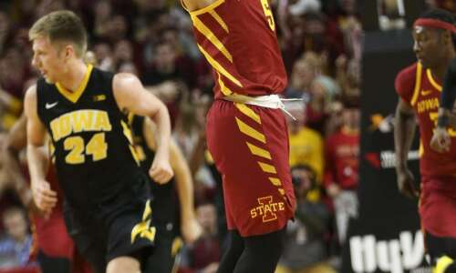 Hlas: Same old Ames for Iowa men's basketball