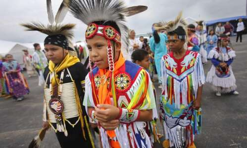 The only tribe based in Iowa has a rich history