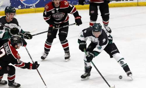 Cedar Rapids RoughRiders on the brink after a 3-1 loss…