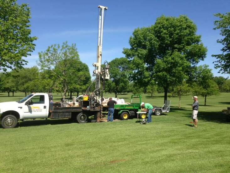 Are golf courses contributing to Iowa's nitrate runoff?