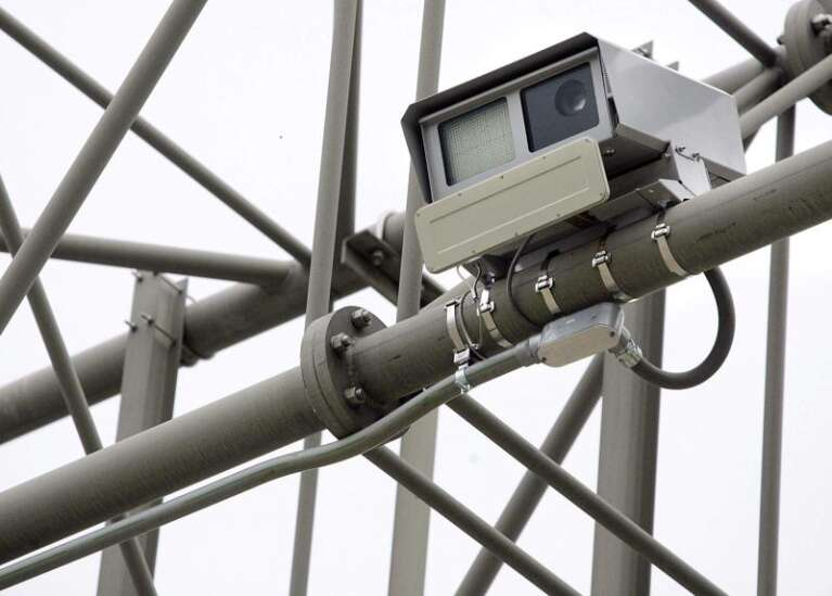 Decision on restarting Cedar Rapids speed cameras coming soon