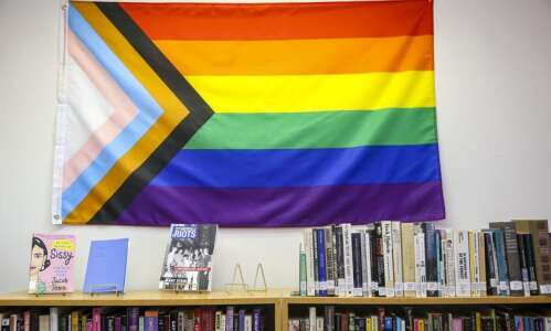 State's LGBTQ history coming out in Iowa City-based library and…
