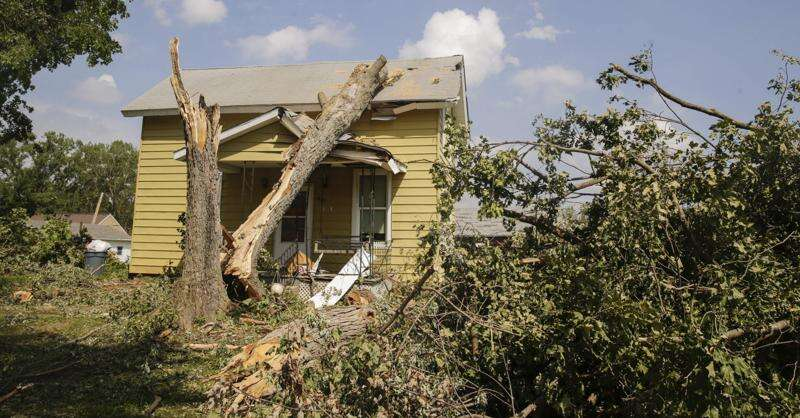 New Marion grant program to help in derecho recovery
