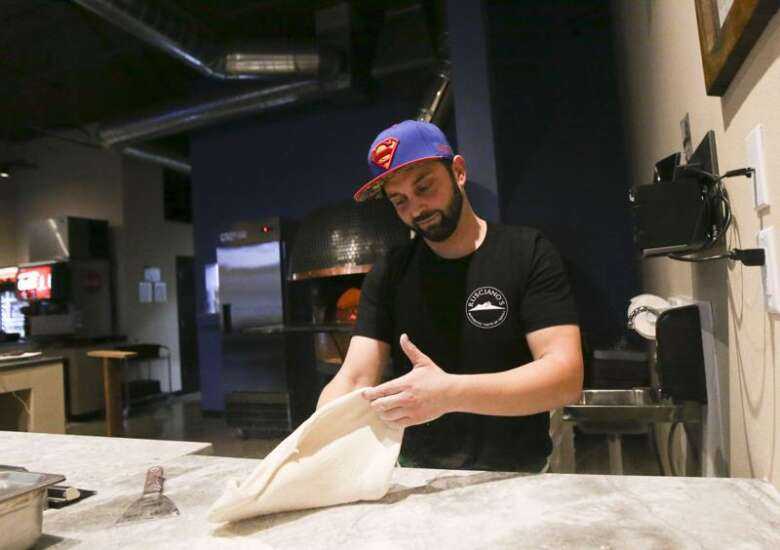 Pizza and tradition: Rusciano's brings Neapolitan style pizza to North Liberty