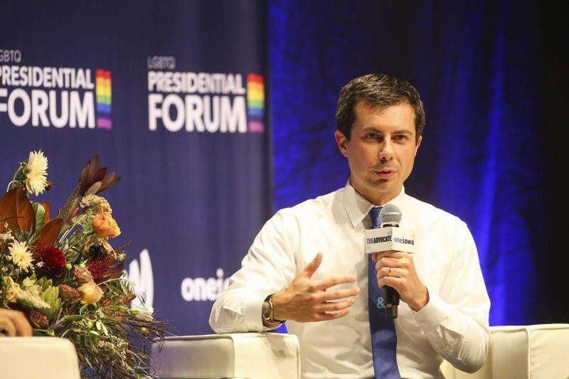 LGBTQ forum brings marginalized issues into mainstream of 2020 presidential campaign
