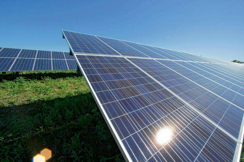 Solar energy program again being offered in Johnson County, West Branch