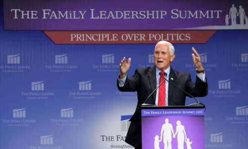 Conservatives lament state of nation at Iowa Christian conservative event