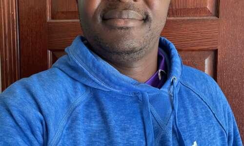 Abdouramane Bila, candidate for Clear Creek Amana Schools District 4