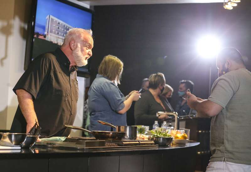 LGBTQ cooking, travel shows film pilot episodes in Cedar Rapids
