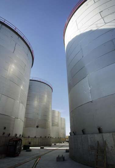 A rough road for Iowa's ethanol industry?