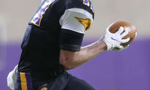 Injuries piling up alongside losses for Northern Iowa