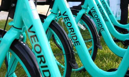 Cedar Rapids bike share program slated to start in May