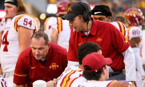 Matt Campbell's message to his Iowa State football team is…
