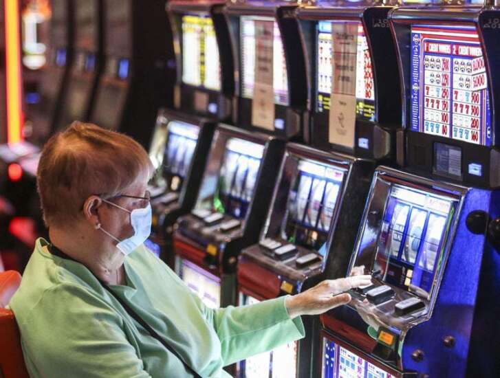 Coronavirus pandemic saps Iowa casino revenue by about 20 percent