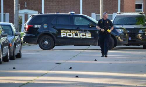 Iowa City police devoting more officers to multiple shots fired…