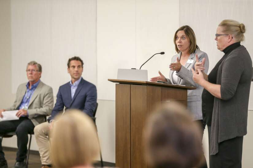 Housing, workforce, flood control among ideas for using pandemic aid in Cedar Rapids and Linn County