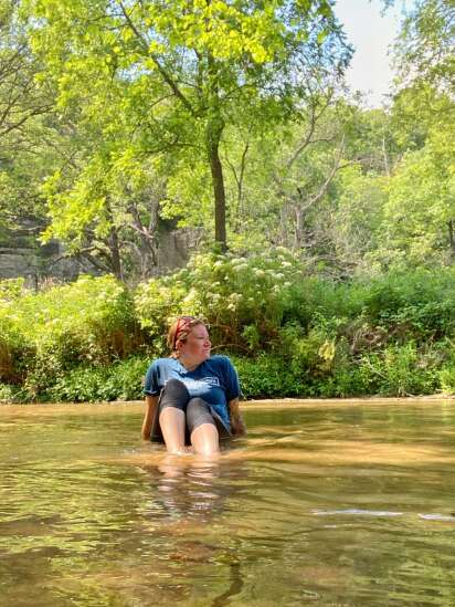 A Day Away: Surprises, serenity await at Iowa's Backbone State Park
