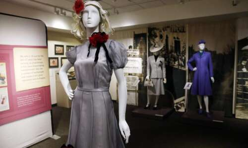A Czech dressmaker died in the Holocaust, but her designs…