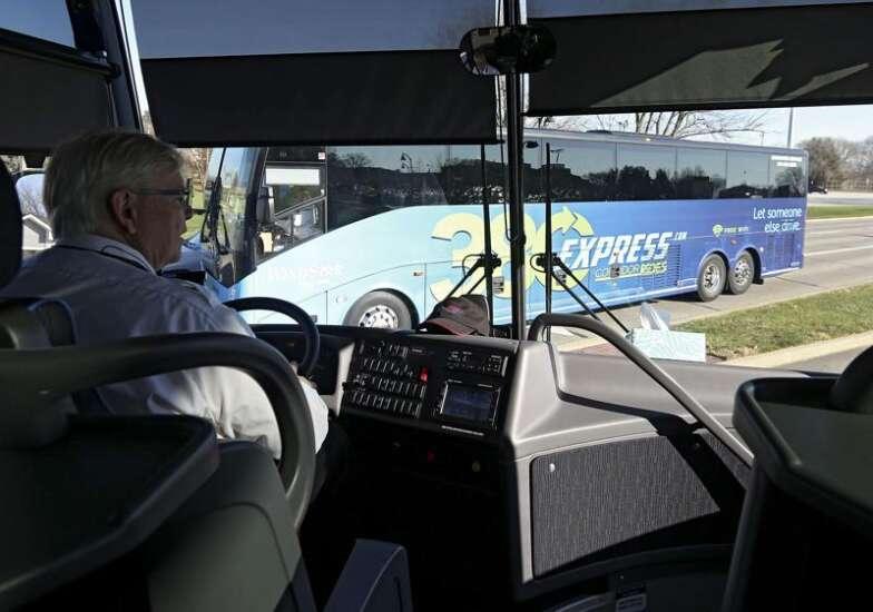 Cedar Rapids-to-Iowa City ridership growing on 380 Express bus service