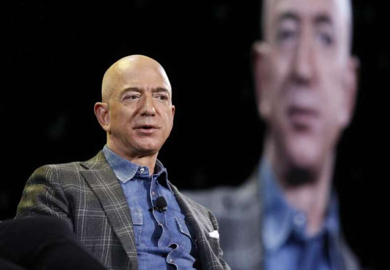 Jeff Bezos stepping down as Amazon CEO, transitioning to executive chair role