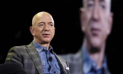 Jeff Bezos stepping down as Amazon CEO, transitioning to executive…