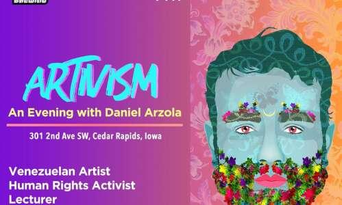 Artist/activist reception to benefit Tanager Place LGBTQ Center