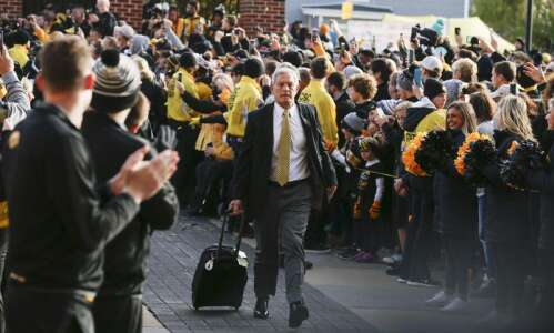 No 2021 sellouts at Kinnick yet, but there will be